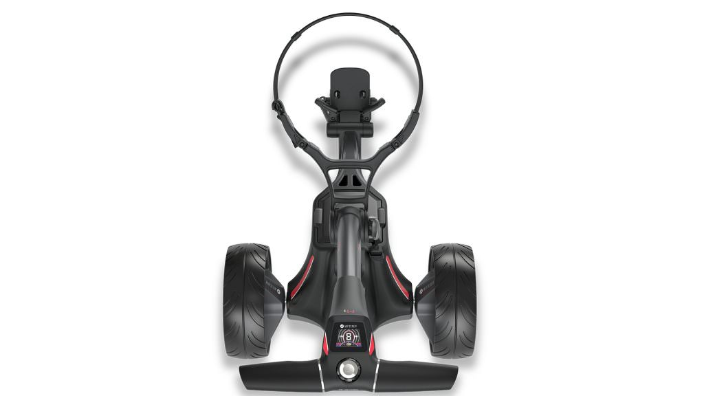 Review: Motocaddy M1 trolley