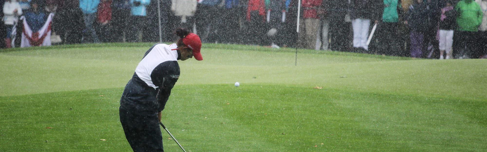 Best women's golf waterproofs for 2020