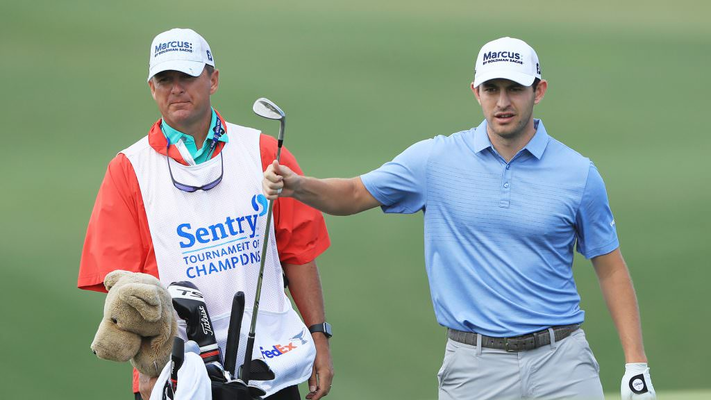 What's in Patrick Cantlay's bag?