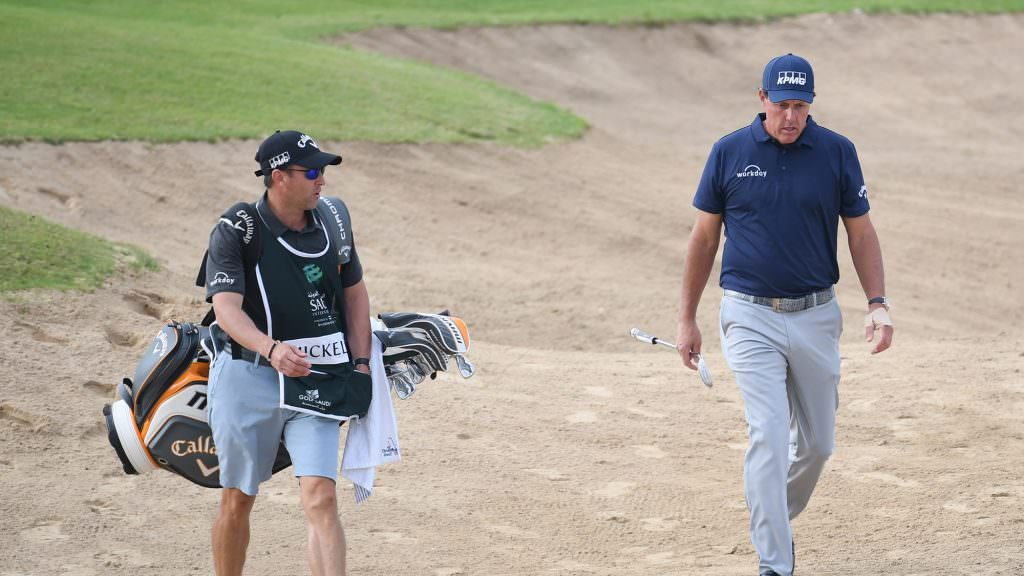 What's in Phil Mickelson's PGA Championship-winning bag?