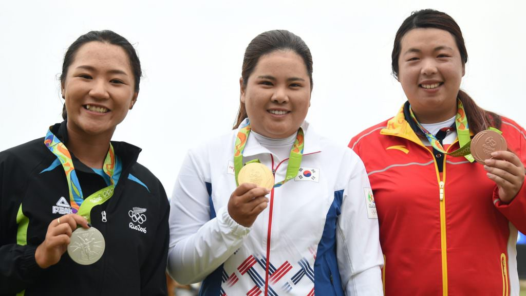 Here is a list of everyone who has won Olympic medals for golf