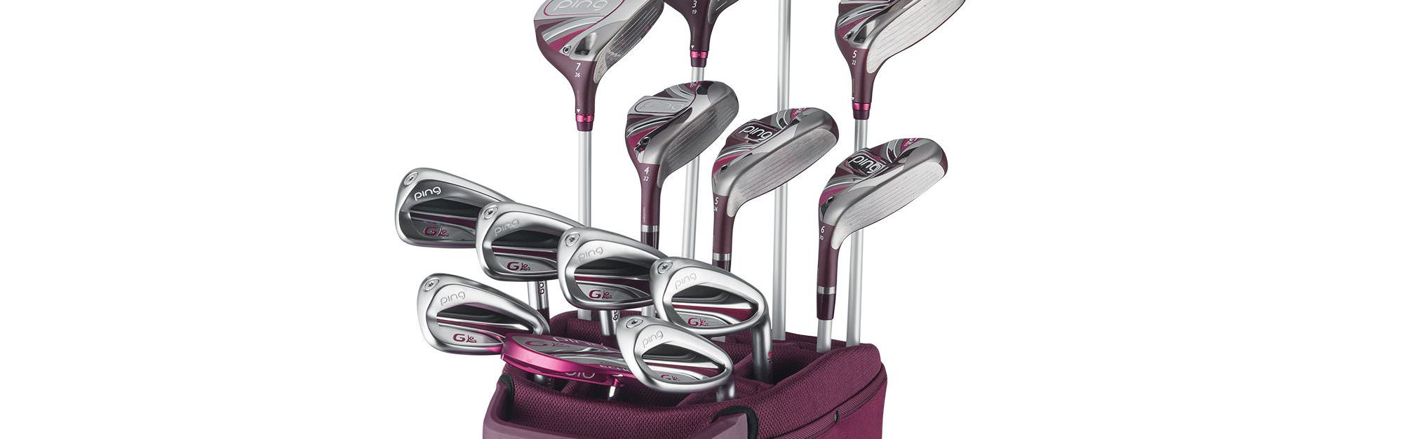 Review: Ping G Le 2 women's clubs