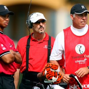 Why it's best not to soil yourself before interviewing Tiger