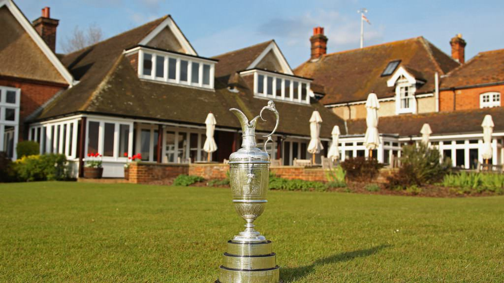 'Postponement was a relief': How Royal St George's is dealing with the lockdown