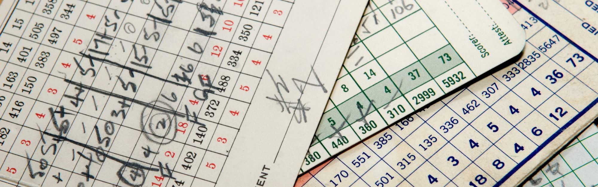 WHS explained: Why do I play off 95% in an individual stroke play competition?