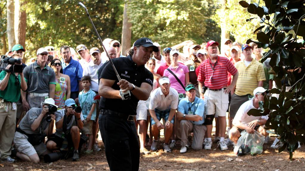The inside story of 'the greatest shot of Mickelson's career' – by those who were there