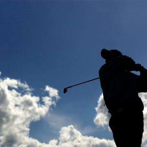 Self isolating? Seven tips to make the best of playing golf on your own