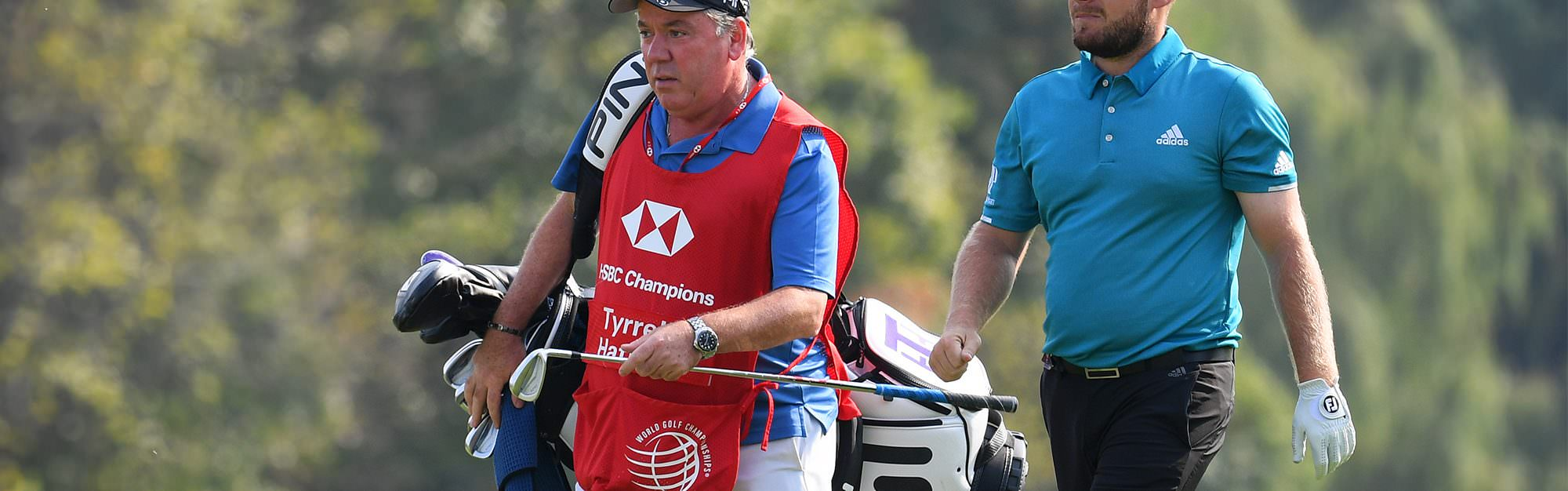 What's in Tyrrell Hatton's bag?