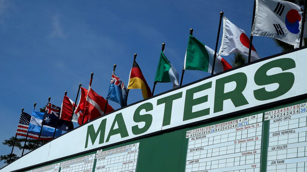 Quiz: Non-Americans to win the Masters