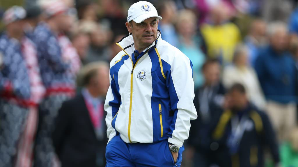 'I want the Ryder Cup to go ahead – but we have no idea if golf will return this year'