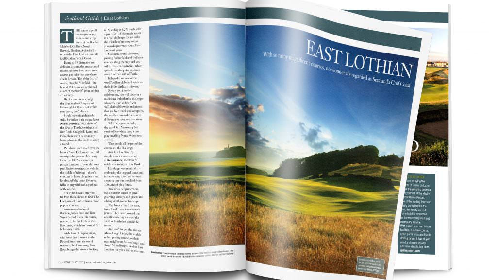 How to read the digital versions of National Club Golfer magazine