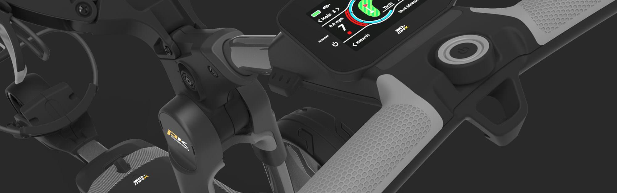 Review: PowaKaddy FX7 GPS trolley