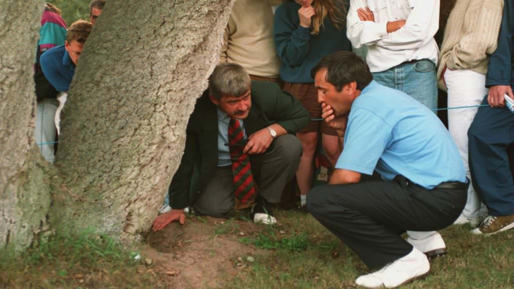 My run-ins with Seve and the time I caught a cheat