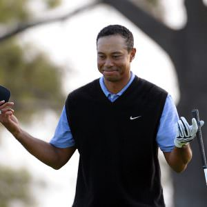 Tiger's greatest shot that you've never heard about