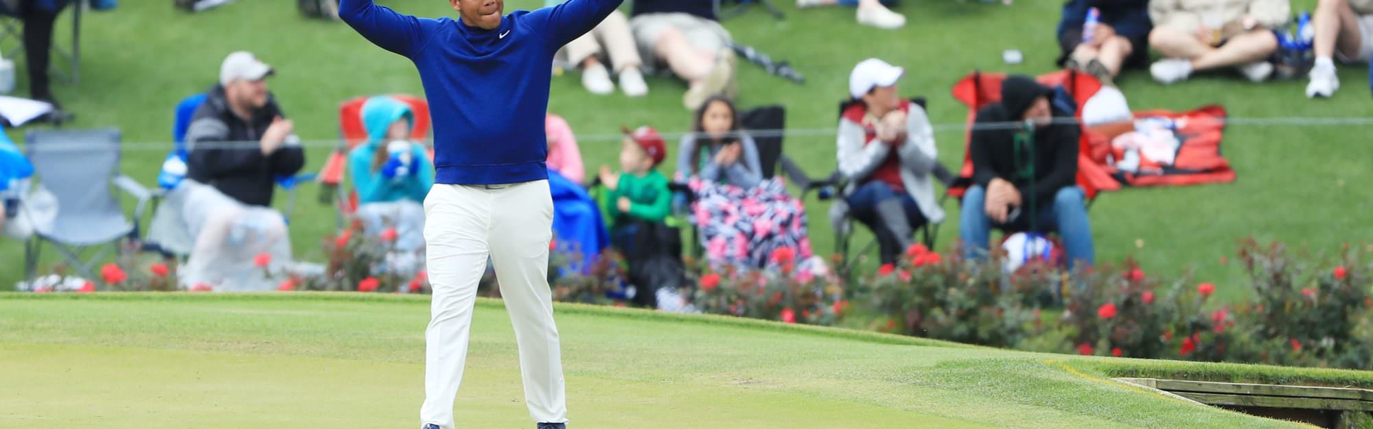 Quick 9: Memorable moments at Sawgrass' 17th