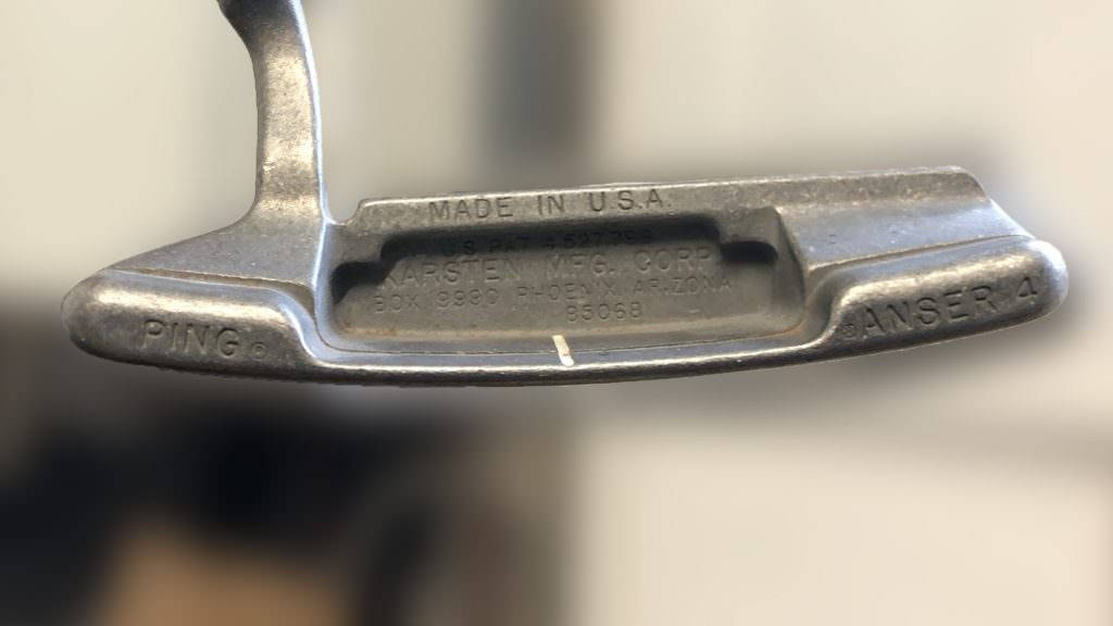 4 history anser ping putter 6 fascinating