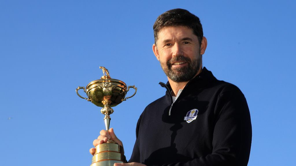 Fan-free Ryder Cup on the table as Harrington prepares to 'take one for the team'