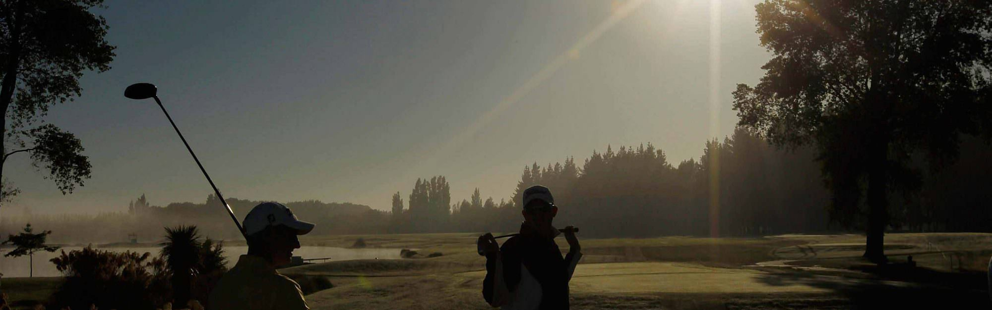 Golf courses are open - and it's bliss! Now it's up to us to make sure it stays that way