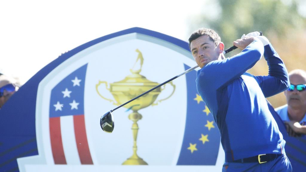 McIlroy: 'Players want Ryder Cup postponed'