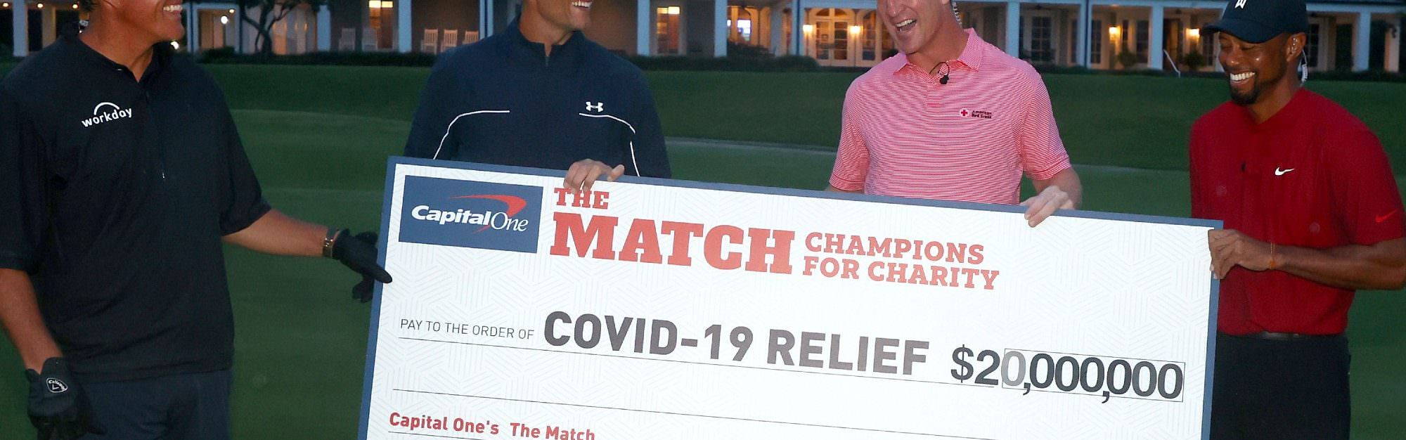Tiger vs Phil II raises $20 million for charity | National ...