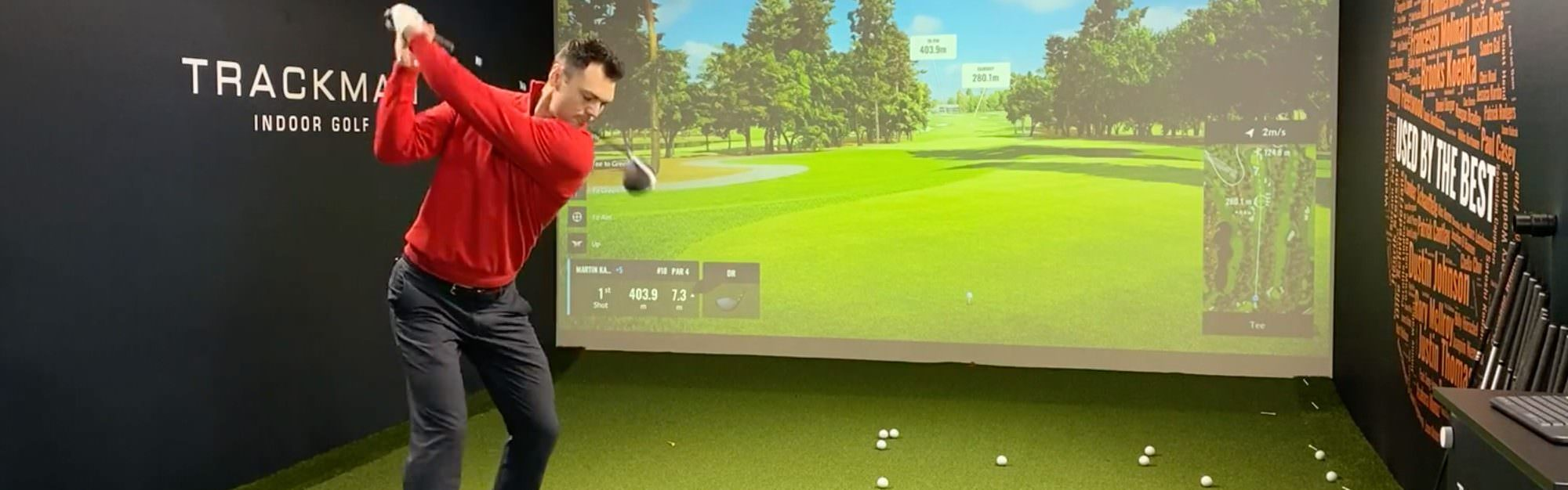 £50,000 raised as European Tour's indoor charity series ends