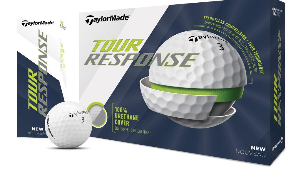 WIN: A dozen TaylorMade Tour Response golf balls