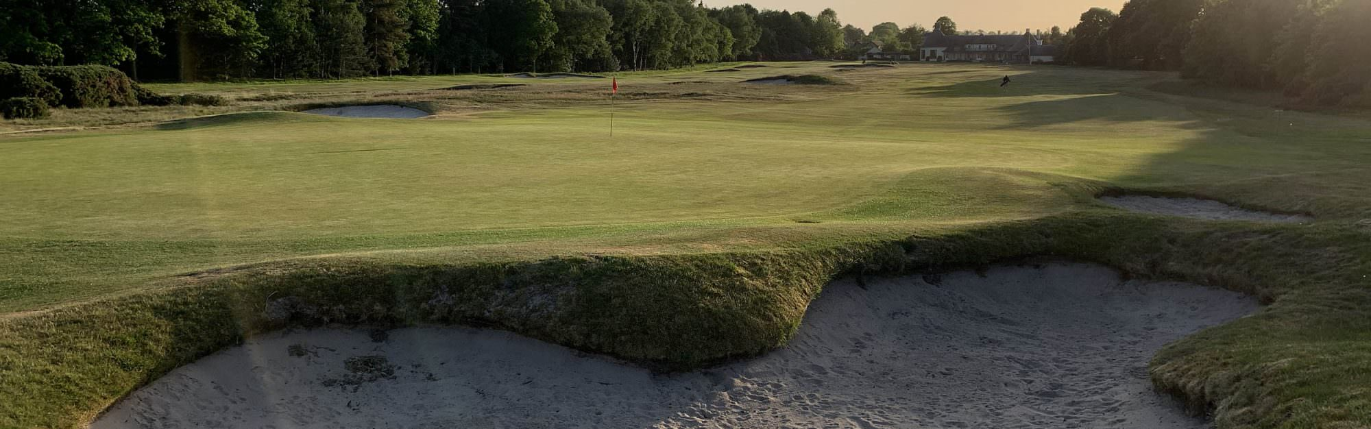 Why it's time to get rid of bunker rakes for good