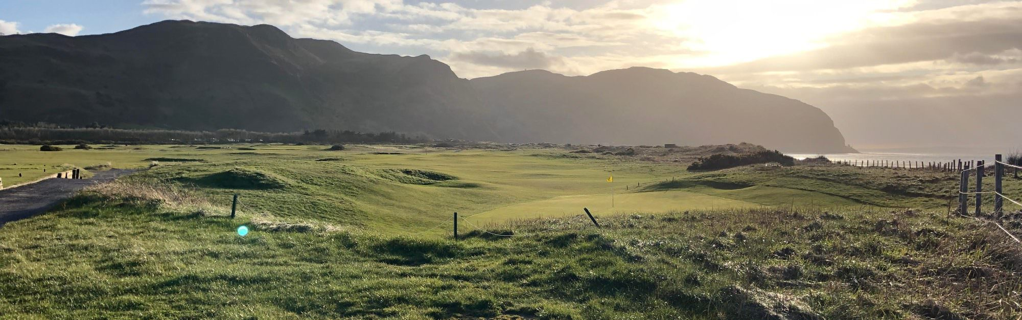 Conwy: Wales' trademark championship links course