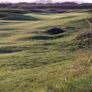 Big ambition from Seaton Carew greenkeeper who left job at next year's Open venue