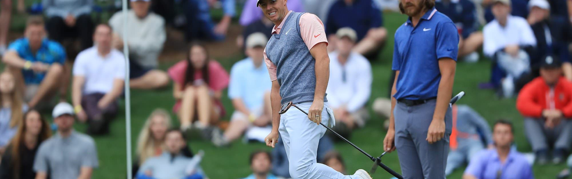 Fleetwood lets McIlroy off the hook for recent outburst