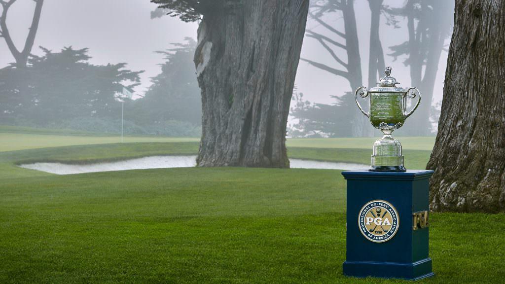 PGA Championship: TV times and betting tips