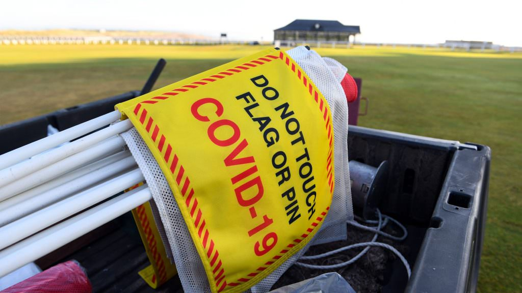 That's it – I've had enough! Time to rethink golf's flagstick dilemma