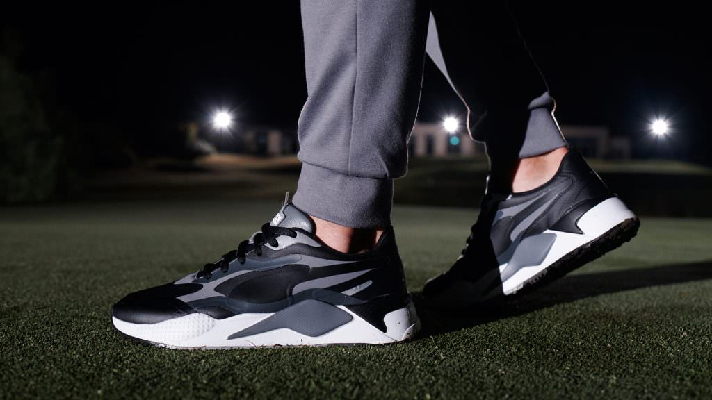 WIN: A pair of Puma RS-G golf shoes