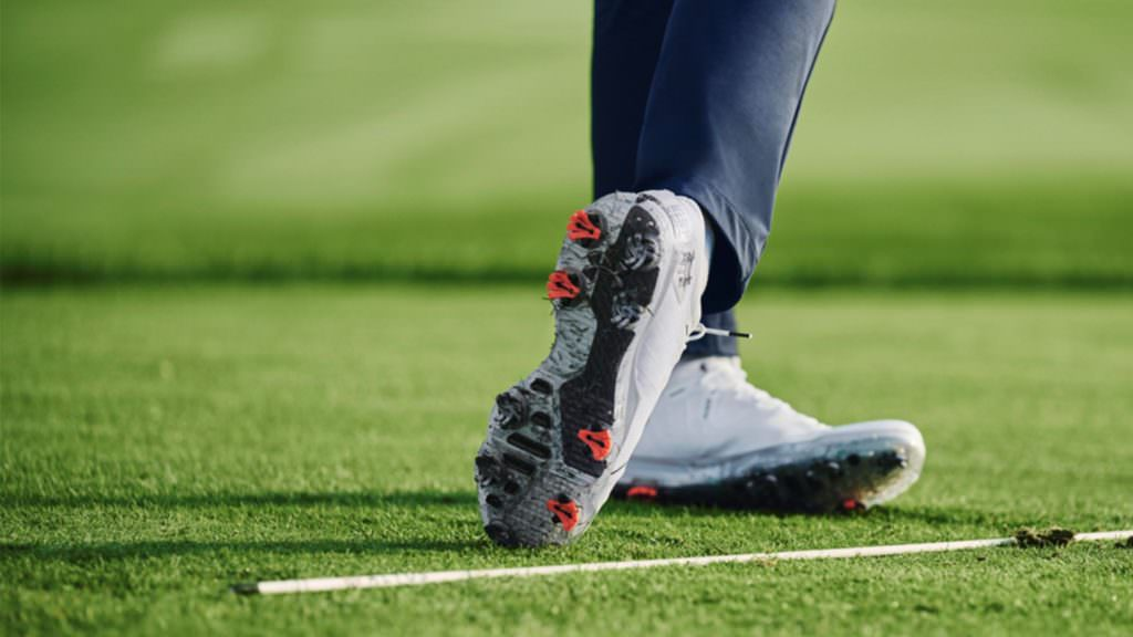 Can your shoes really make you hit the ball further?