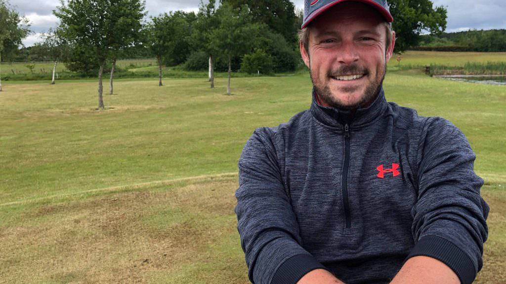 'People don't think I can do it': Meet the man about to play 20 rounds in a week