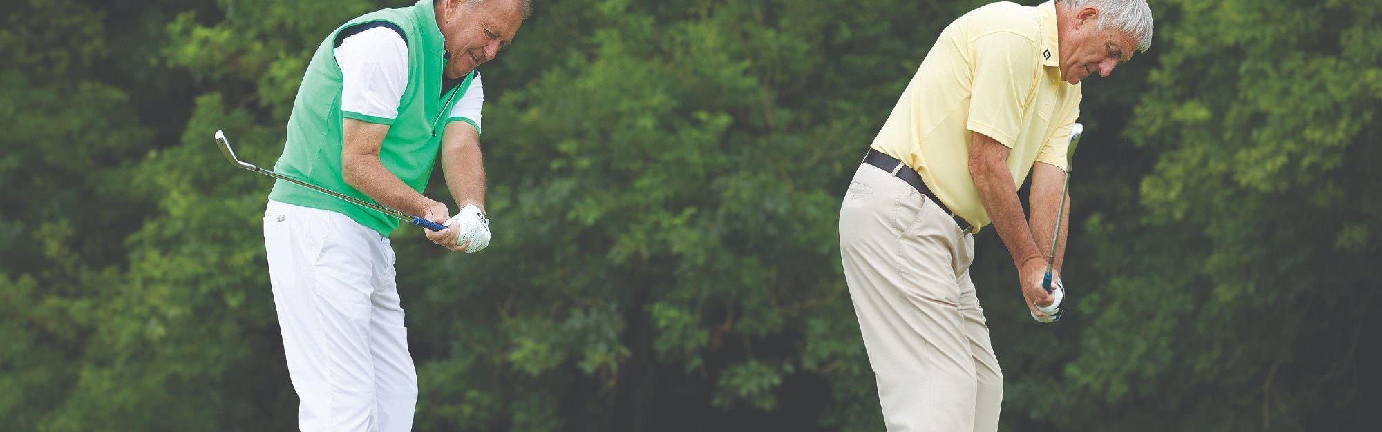 Why swinging a golf club should be as natural as throwing a ball
