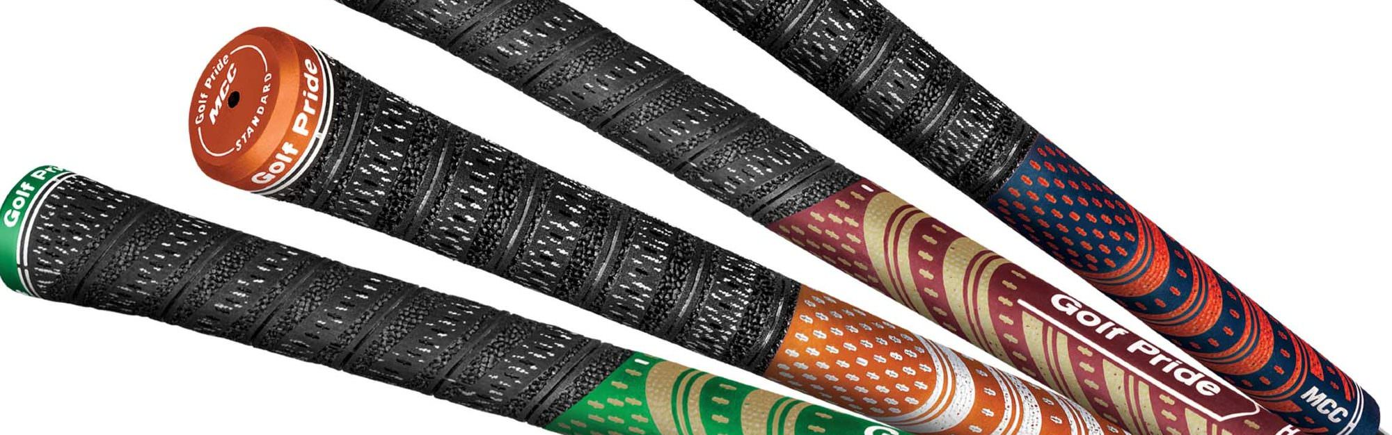 Show your true colours with Golf Pride MCC Teams grips
