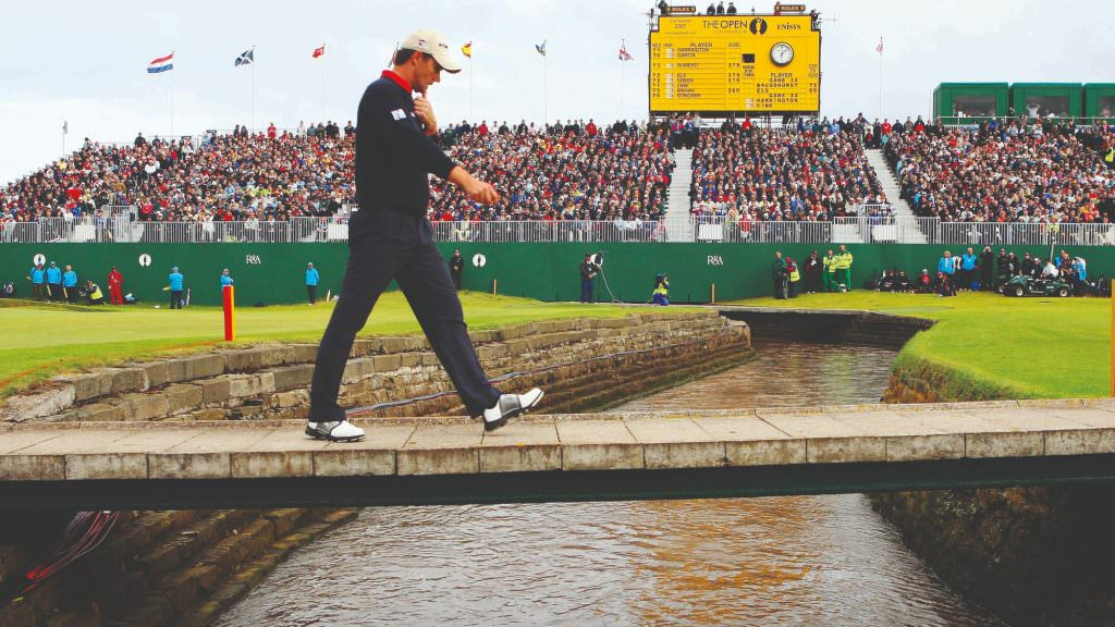 'I was embarrassed – I had choked and lost my chance to win the Open'