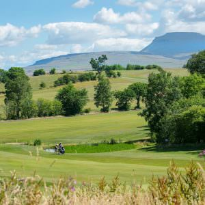 Enjoy a golf break in the Yorkshire Dales at charming Bentham