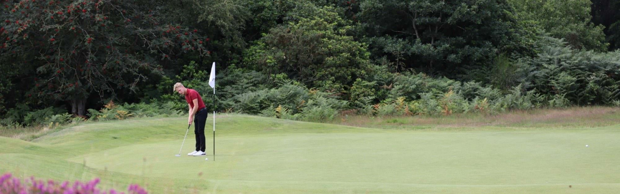 'It's almost invisible': How Woodhall Spa tackled golf's flagstick dilemma