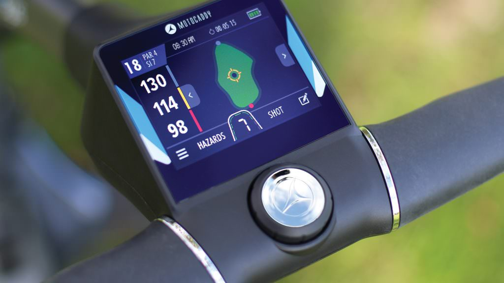 A lovely touch: How does the Motocaddy M5 GPS trolley perform?