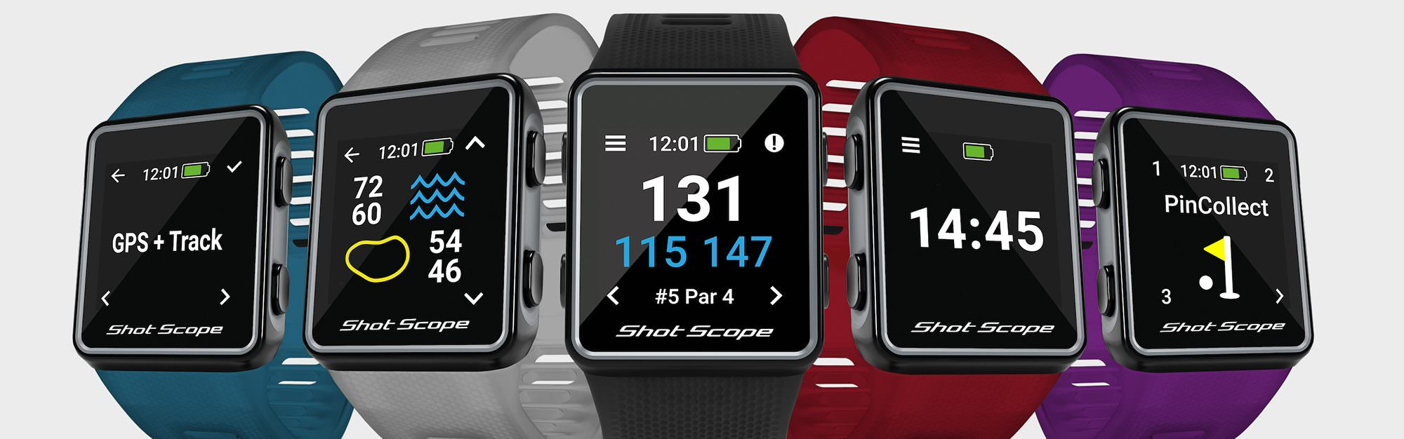 All the Gear: Shot Scope gets smaller and sleeker, Motocaddy go hands free
