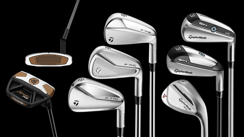 Mouthwatering blades, wedges in Tiger's grind, and a new Spider: Christmas has come early for TaylorMade fans
