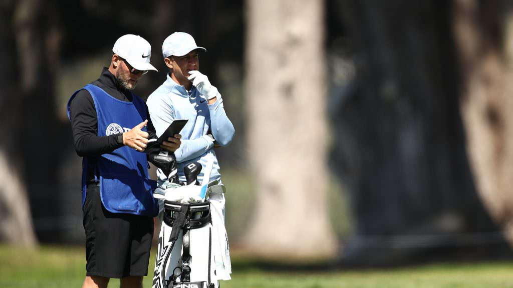 What's in Cameron Champ's bag?