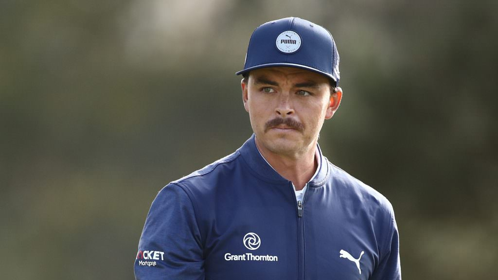 Oh, Rickie! Missed cut for Fowler after mistake even club players rarely make