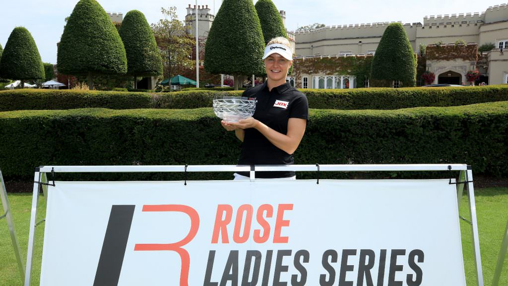 2021 Rose Ladies Series schedule and results