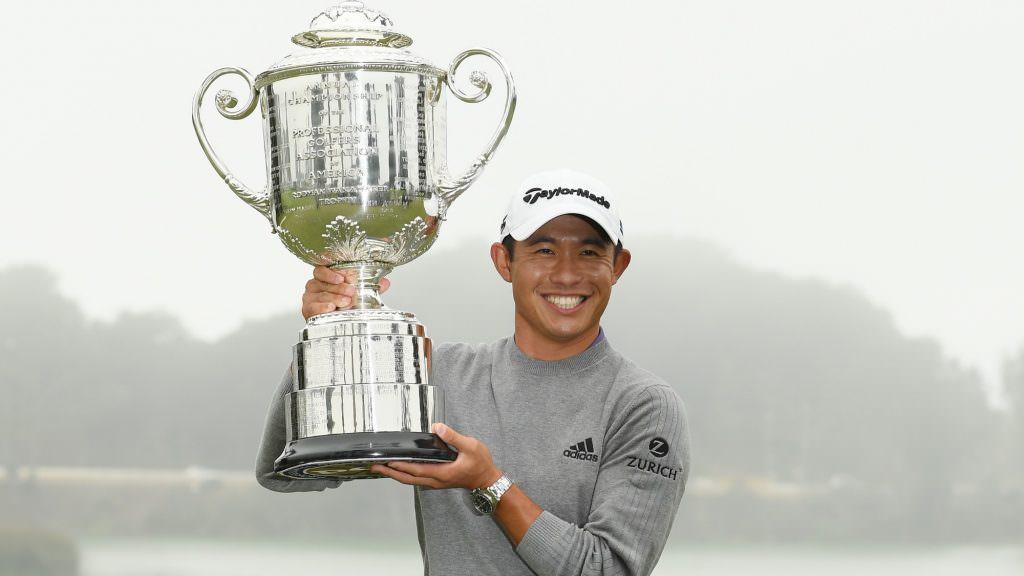 The incredible stats behind Morikawa's PGA Championship win