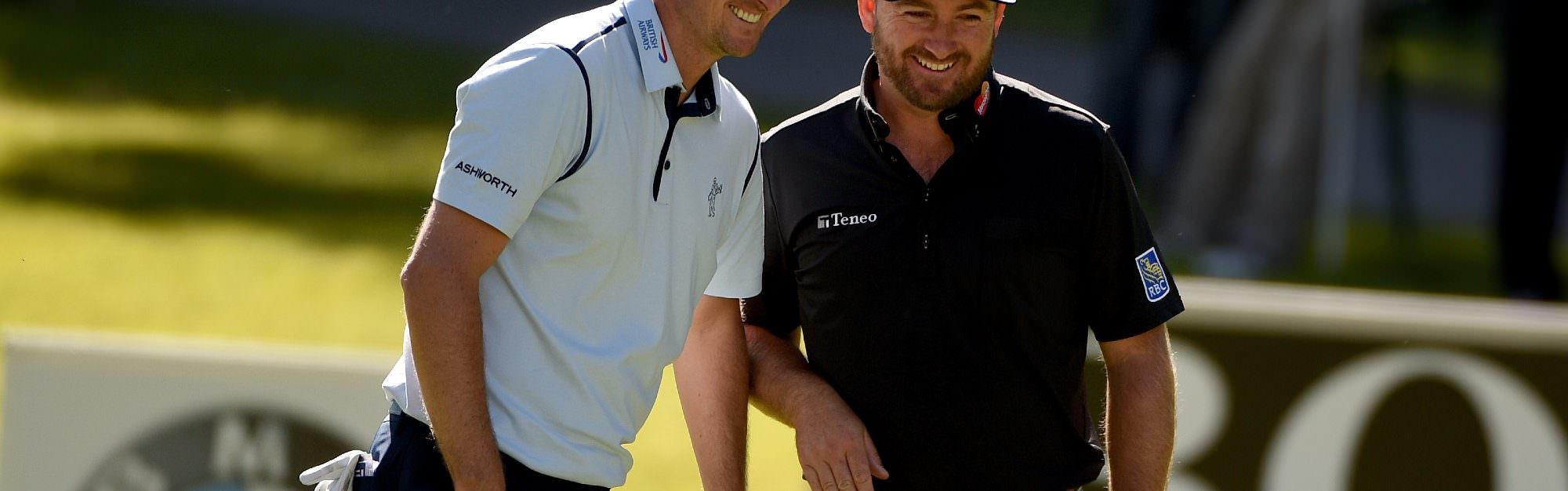 Rose and McDowell to go head to head at Royal St George's