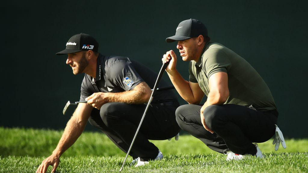 'It's definitely not my perfect place': Koepka responds as soap opera goes on