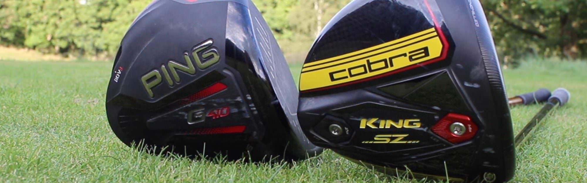 Driver World Cup: Ping G410 vs Cobra Speedzone